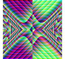 Mirrored Arrowheads Photographic Print