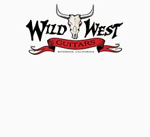 Wild West Guitars Bull Head Logo 2.0 Unisex T-Shirt