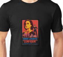 """""""Confident"""" - Demi L. Unisex T-Shirt"""