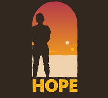 Hope - Tatooine's New Hope! Unisex T-Shirt