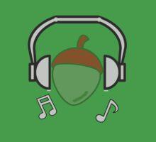 Acorn Music Baby Tee