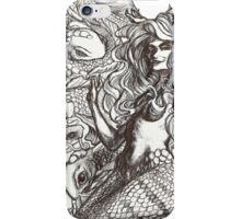 Mermaid and Koi iPhone Case/Skin