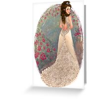 Margaery Tyrell Greeting Card