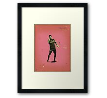 Buffon Framed Print