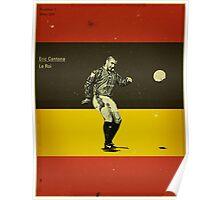 Cantona Poster