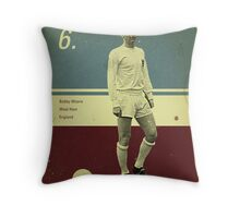Moore Throw Pillow