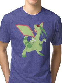 Flygon Minimalist Tri-blend T-Shirt