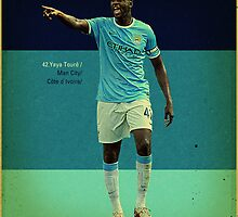 Toure by Jim Roberts