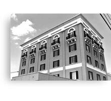 Building in Louisiana Canvas Print