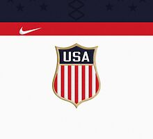 Team USA Away Jersey Phone Case by Russ Jericho