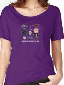 Property of Sherlock Holmes (shirt) Women's Relaxed Fit T-Shirt