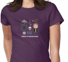 Property of Sherlock Holmes (shirt) Womens Fitted T-Shirt