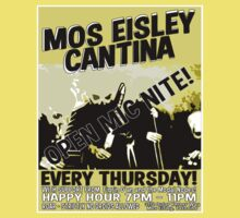 Moss Eisley Cantina Open Mic Night! by darrentomalin