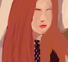 Amy Pond by MeridaOswald