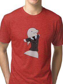 Business Porpoises Tri-blend T-Shirt