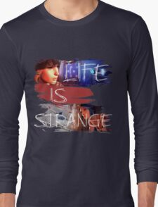 Strange-3 Long Sleeve T-Shirt