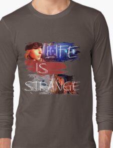 Strange-3 Long Sleeve T-Shirt