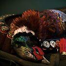 Prize Pheasant by Paul Holman
