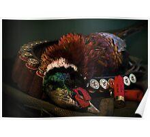 Prize Pheasant Poster