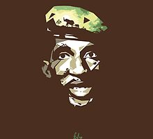 Thomas Sankara by HenriFdz