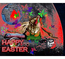 Happy Easter. Photographic Print