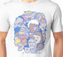 Faces Unisex T-Shirt