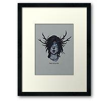 True Detective art Framed Print