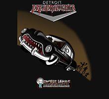 The Detroit Dreadnaughts - Zombie League Baseball Unisex T-Shirt