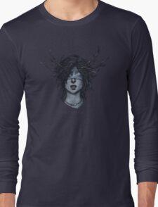 True Detective art Long Sleeve T-Shirt