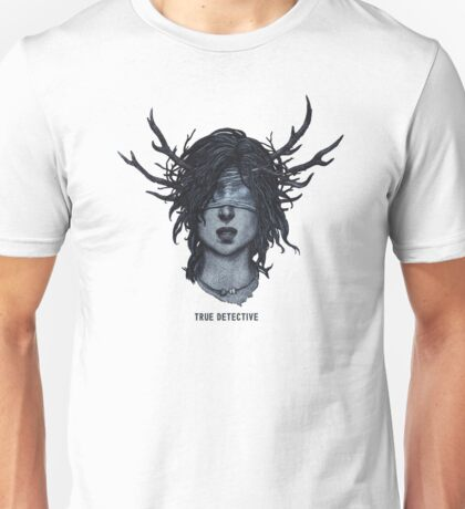 True Detective art Unisex T-Shirt