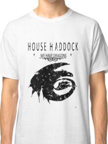 "HTTYD ""House Haddock"" Graphic Tee Classic T-Shirt"