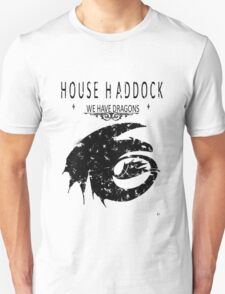 "HTTYD ""House Haddock"" Graphic Tee T-Shirt"