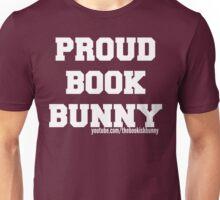Book Bunny Pride  Unisex T-Shirt