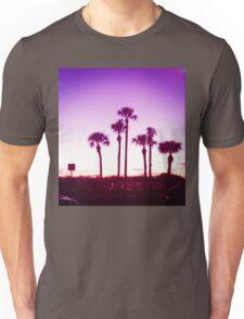 Trippy Orlando Beach Sunset Unisex T-Shirt