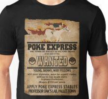 Poke Express - Trainers Wanted Unisex T-Shirt
