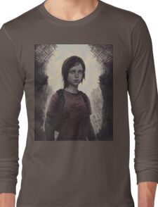 The Last Of Us Ellie Long Sleeve T-Shirt