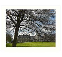 Lumen Christi College................Derry Art Print