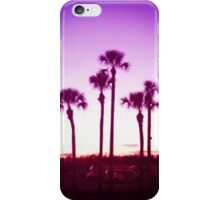 Trippy Orlando Beach Sunset iPhone Case/Skin