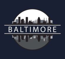 Baltimore Maryland One Piece - Long Sleeve