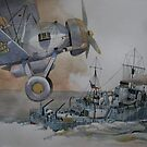 HMS Rye by Ray-d