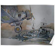 HMS Rye Poster