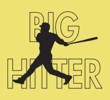 Baseball Slugger Baby Tee