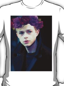 Dane DeHaan and his flower crown T-Shirt