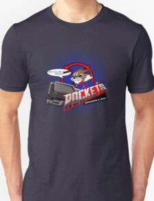 Rocket's Explosives and Arms T-Shirt