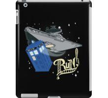 RUN! iPad Case/Skin