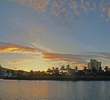 Townsville Sunset by Paul Gilbert