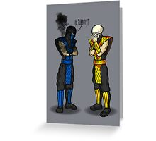 Gesundheit! Greeting Card