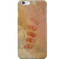 Pictograms iPhone Case/Skin