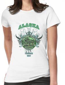 Skagway Railway Tour Womens Fitted T-Shirt