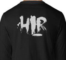 HLR - White Long Sleeve T-Shirt